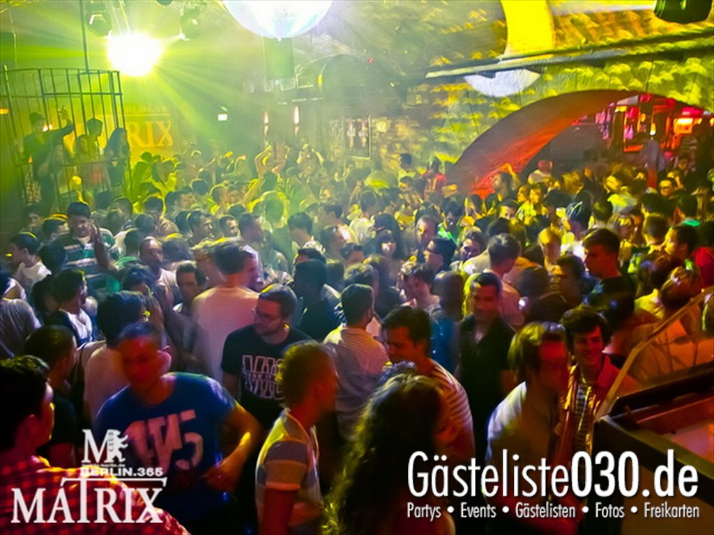 Partyfoto #75 Matrix 09.08.2012 United Campus