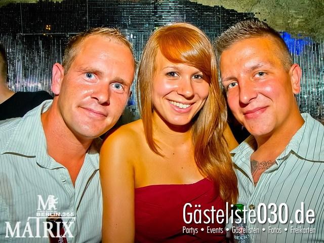 https://www.gaesteliste030.de/Partyfoto #38 Matrix Berlin vom 09.08.2012
