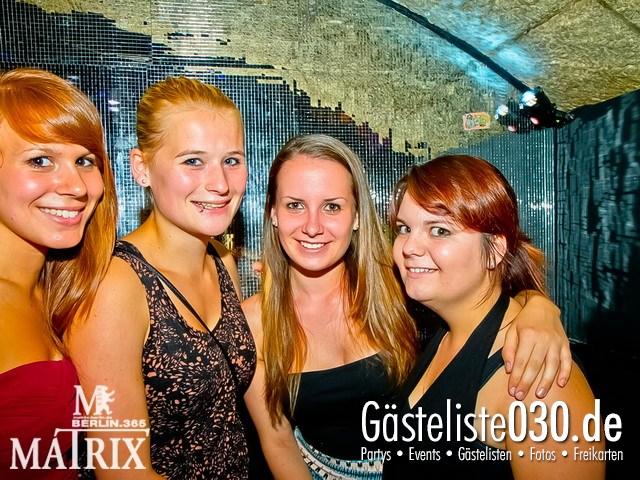 https://www.gaesteliste030.de/Partyfoto #72 Matrix Berlin vom 09.08.2012