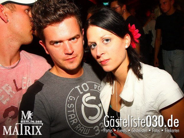 https://www.gaesteliste030.de/Partyfoto #30 Matrix Berlin vom 09.08.2012