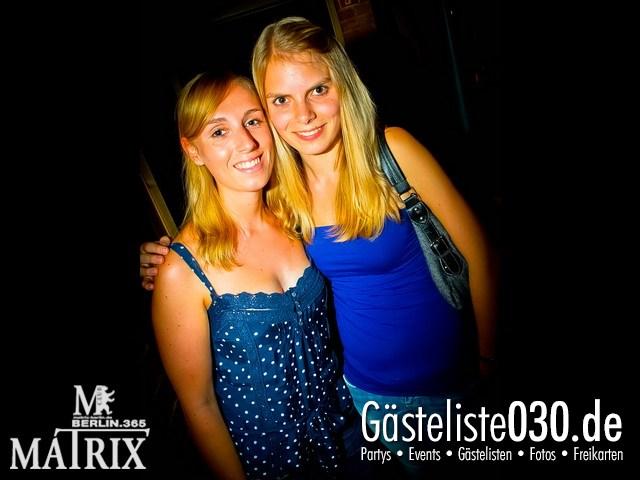 https://www.gaesteliste030.de/Partyfoto #23 Matrix Berlin vom 09.08.2012
