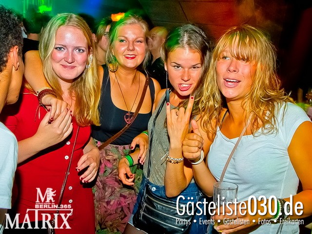https://www.gaesteliste030.de/Partyfoto #80 Matrix Berlin vom 09.08.2012