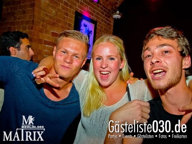 https://www.gaesteliste030.de/Partyfoto #31 Matrix Berlin vom 09.08.2012