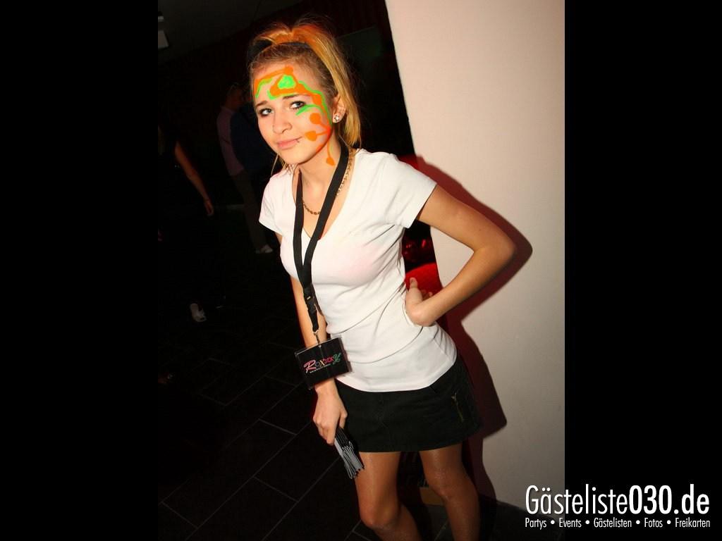 Partyfoto #50 Q-Dorf 13.10.2012 Partyrepublik