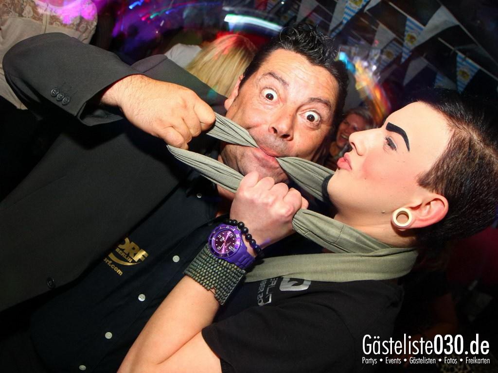 Partyfoto #49 Q-Dorf 28.09.2012 Super Heros