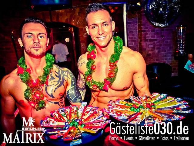 Partypics Matrix 05.12.2012 Allure