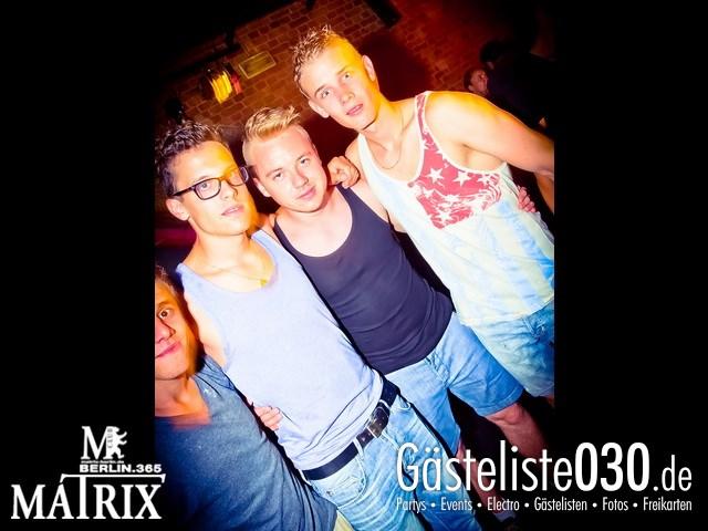 https://www.gaesteliste030.de/Partyfoto #68 Matrix Berlin vom 31.07.2013