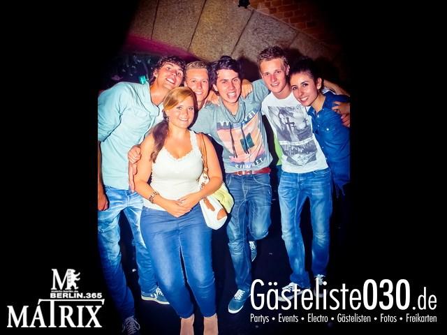 https://www.gaesteliste030.de/Partyfoto #52 Matrix Berlin vom 31.07.2013