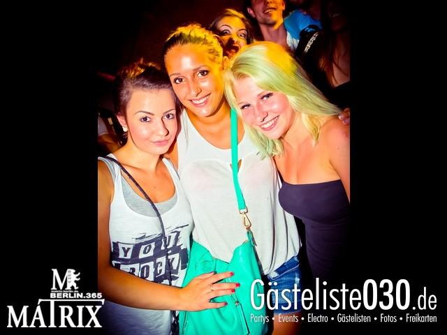https://www.gaesteliste030.de/Partyfoto #46 Matrix Berlin vom 31.07.2013