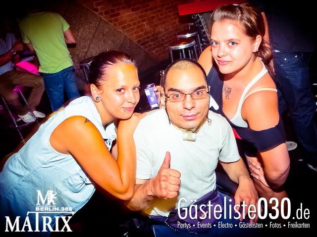 https://www.gaesteliste030.de/Partyfoto #11 Matrix Berlin vom 31.07.2013