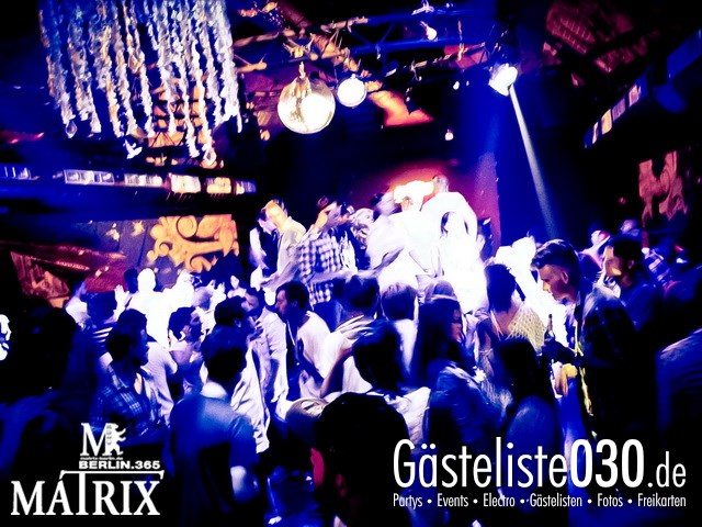 https://www.gaesteliste030.de/Partyfoto #85 Matrix Berlin vom 31.07.2013