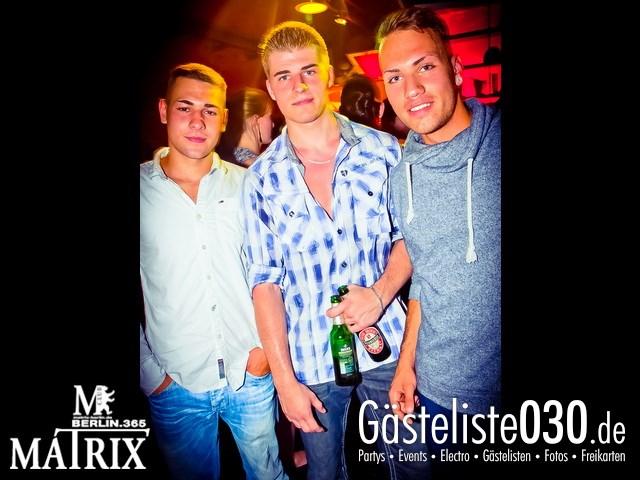 https://www.gaesteliste030.de/Partyfoto #93 Matrix Berlin vom 31.07.2013