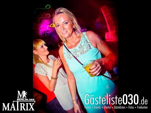 https://www.gaesteliste030.de/Partyfoto #87 Matrix Berlin vom 31.07.2013