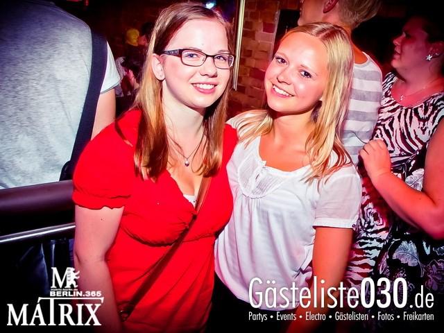 https://www.gaesteliste030.de/Partyfoto #120 Matrix Berlin vom 31.07.2013