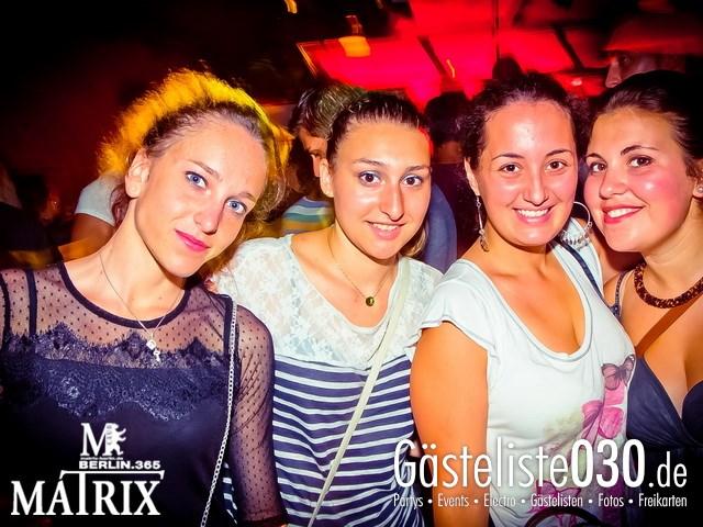 https://www.gaesteliste030.de/Partyfoto #137 Matrix Berlin vom 31.07.2013