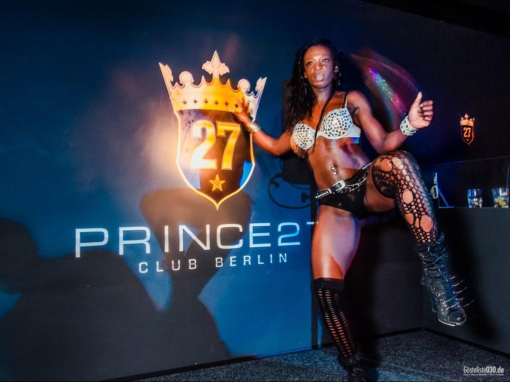 Partyfoto #48 Prince27 Club Berlin 26.10.2012 Wir sagen Welcome to Berlin Dj Antoine