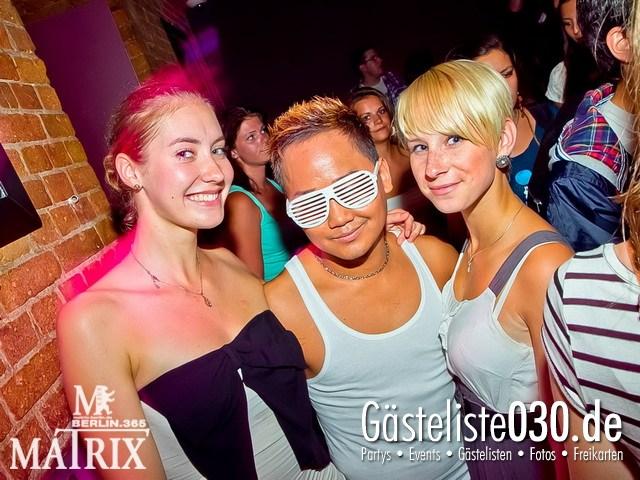 https://www.gaesteliste030.de/Partyfoto #99 Matrix Berlin vom 22.08.2012