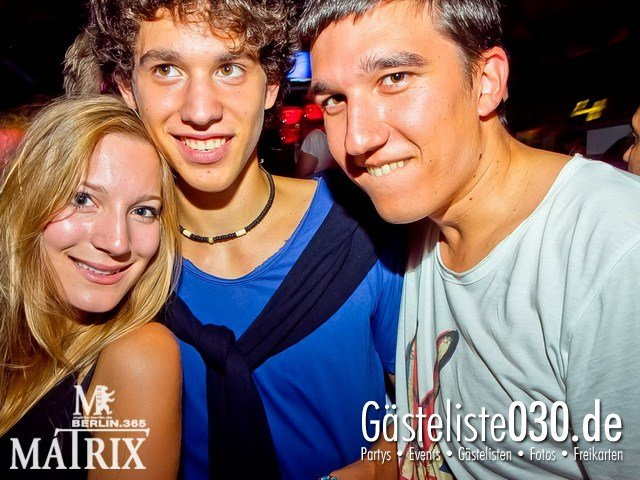 https://www.gaesteliste030.de/Partyfoto #26 Matrix Berlin vom 22.08.2012