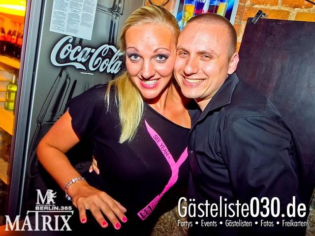 https://www.gaesteliste030.de/Partyfoto #102 Matrix Berlin vom 22.08.2012