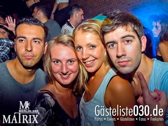 https://www.gaesteliste030.de/Partyfoto #62 Matrix Berlin vom 22.08.2012