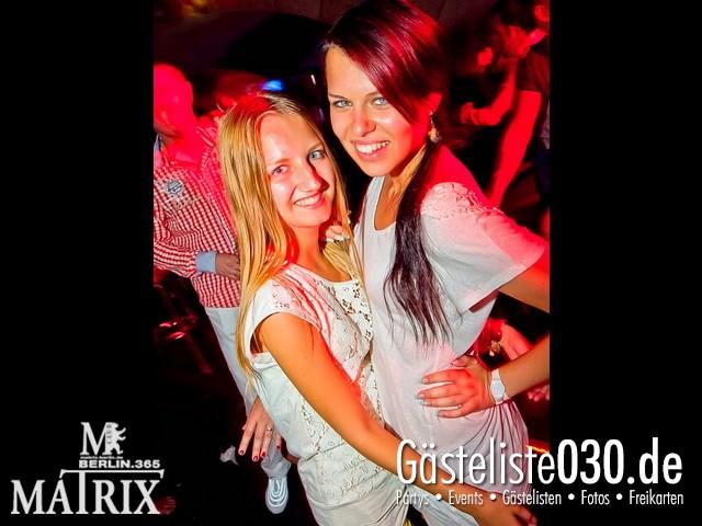 https://www.gaesteliste030.de/Partyfoto #22 Matrix Berlin vom 22.08.2012