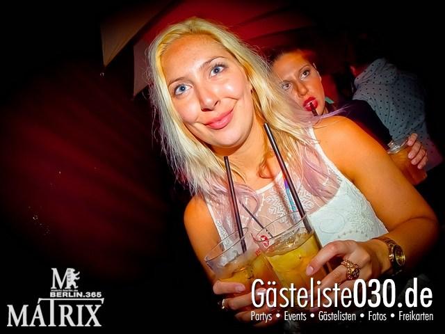 https://www.gaesteliste030.de/Partyfoto #81 Matrix Berlin vom 22.08.2012