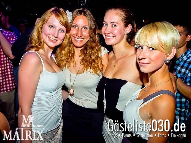 https://www.gaesteliste030.de/Partyfoto #84 Matrix Berlin vom 22.08.2012