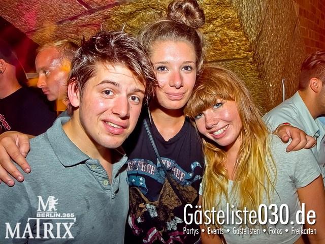 https://www.gaesteliste030.de/Partyfoto #57 Matrix Berlin vom 22.08.2012