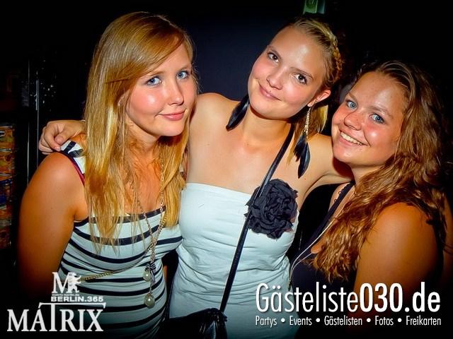 https://www.gaesteliste030.de/Partyfoto #95 Matrix Berlin vom 22.08.2012