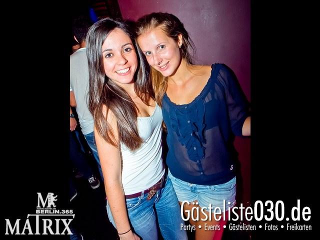 https://www.gaesteliste030.de/Partyfoto #20 Matrix Berlin vom 22.08.2012