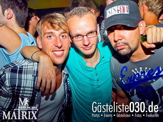 https://www.gaesteliste030.de/Partyfoto #106 Matrix Berlin vom 22.08.2012