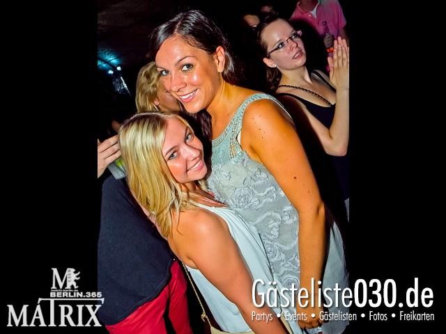 https://www.gaesteliste030.de/Partyfoto #10 Matrix Berlin vom 22.08.2012