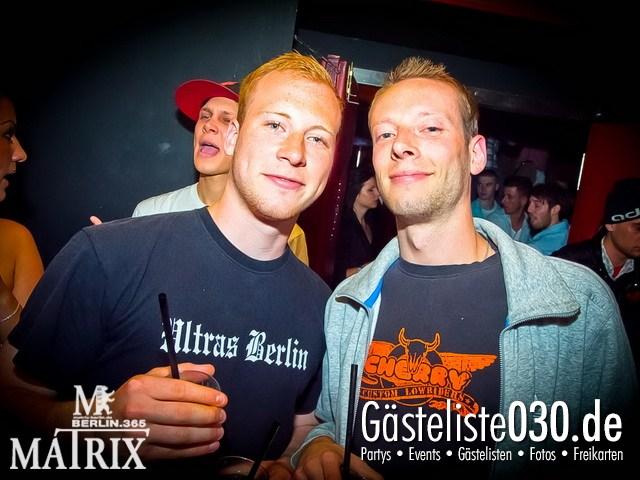 https://www.gaesteliste030.de/Partyfoto #110 Matrix Berlin vom 06.06.2012