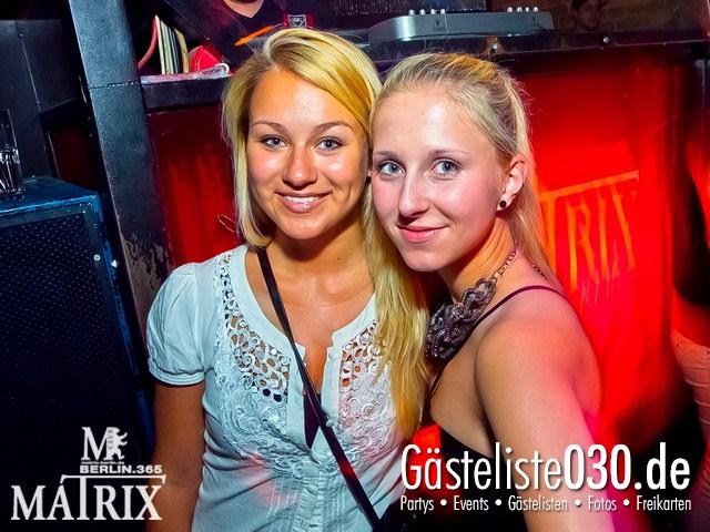 https://www.gaesteliste030.de/Partyfoto #106 Matrix Berlin vom 06.06.2012