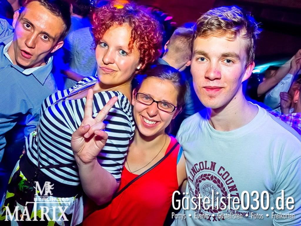 Partyfoto #50 Matrix 06.06.2012 Allure
