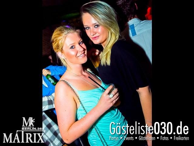 https://www.gaesteliste030.de/Partyfoto #95 Matrix Berlin vom 06.06.2012