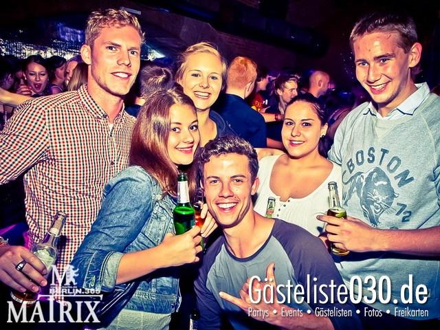 https://www.gaesteliste030.de/Partyfoto #117 Matrix Berlin vom 28.09.2012