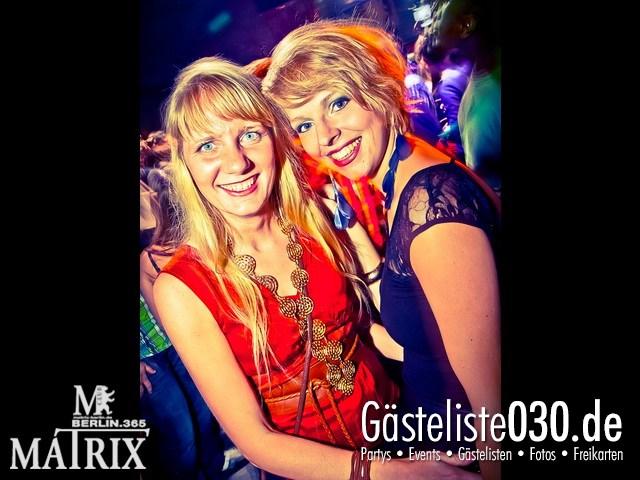 https://www.gaesteliste030.de/Partyfoto #103 Matrix Berlin vom 28.09.2012