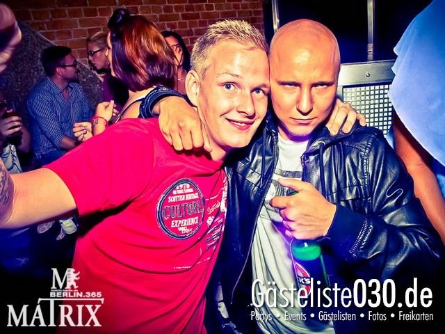 https://www.gaesteliste030.de/Partyfoto #121 Matrix Berlin vom 28.09.2012