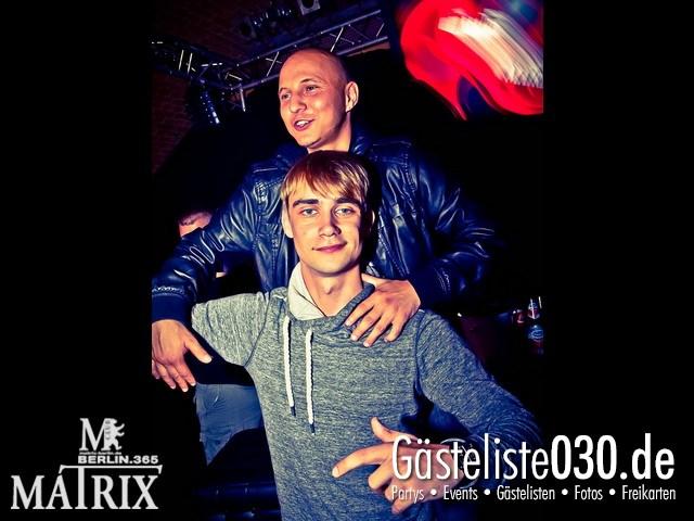 https://www.gaesteliste030.de/Partyfoto #6 Matrix Berlin vom 28.09.2012
