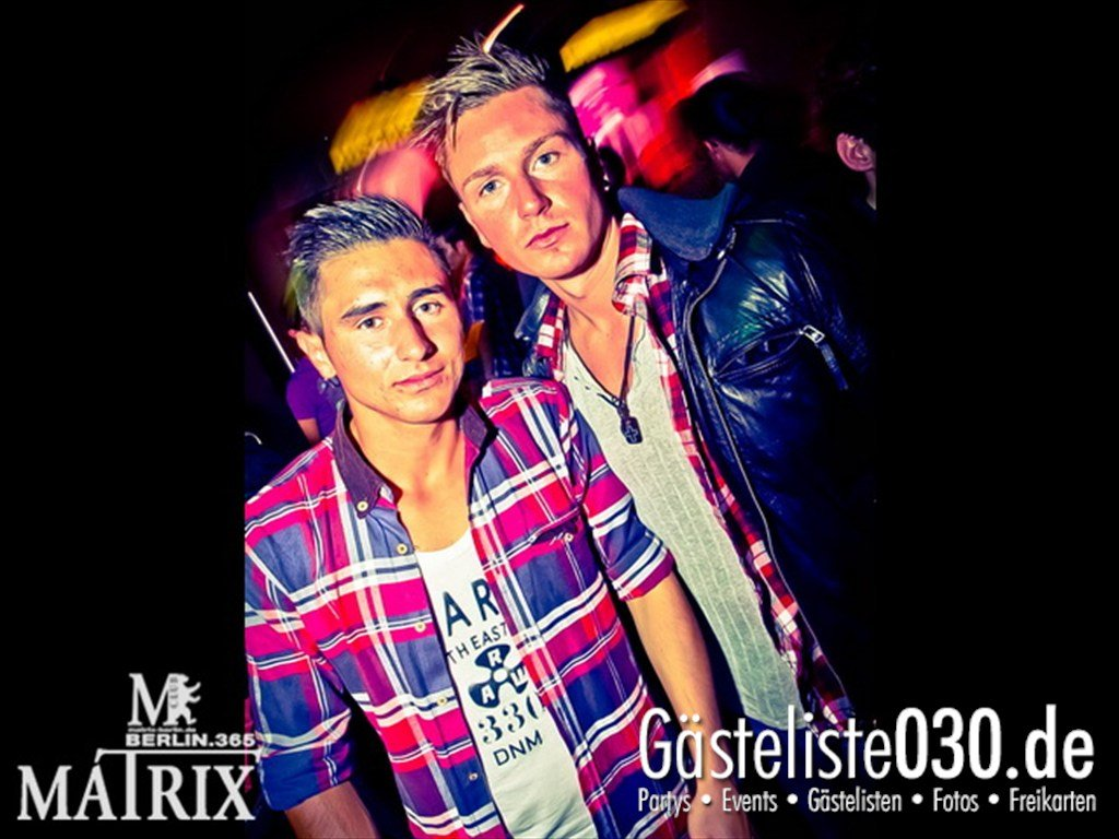 Partyfoto #49 Matrix 28.09.2012 We Love To Party