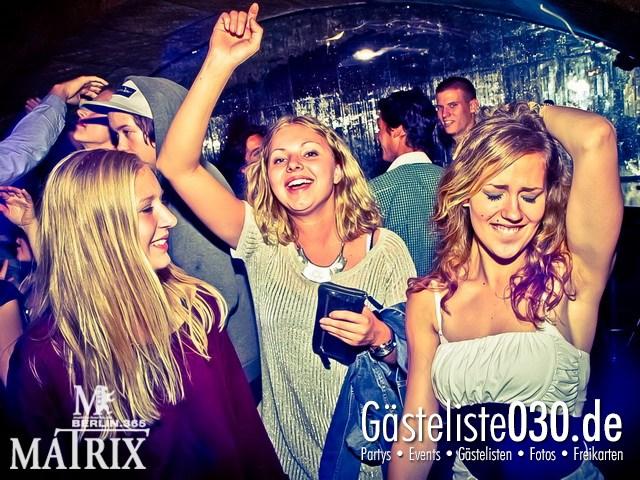 https://www.gaesteliste030.de/Partyfoto #102 Matrix Berlin vom 28.09.2012