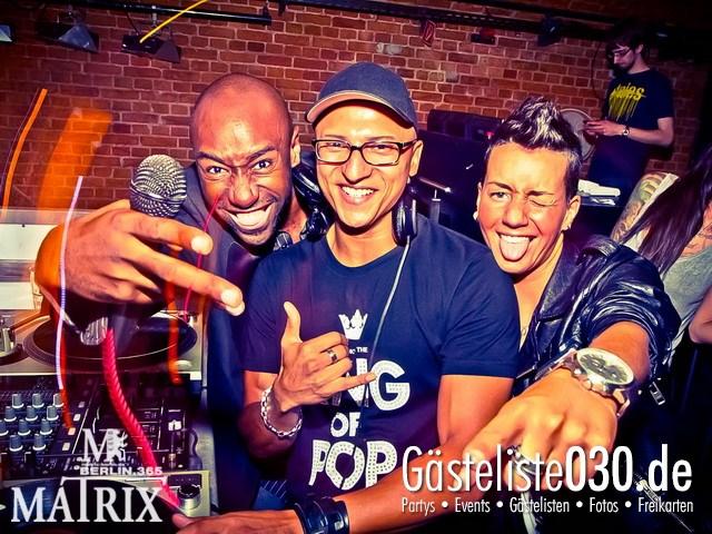 https://www.gaesteliste030.de/Partyfoto #56 Matrix Berlin vom 28.09.2012