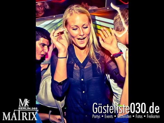 https://www.gaesteliste030.de/Partyfoto #5 Matrix Berlin vom 28.09.2012