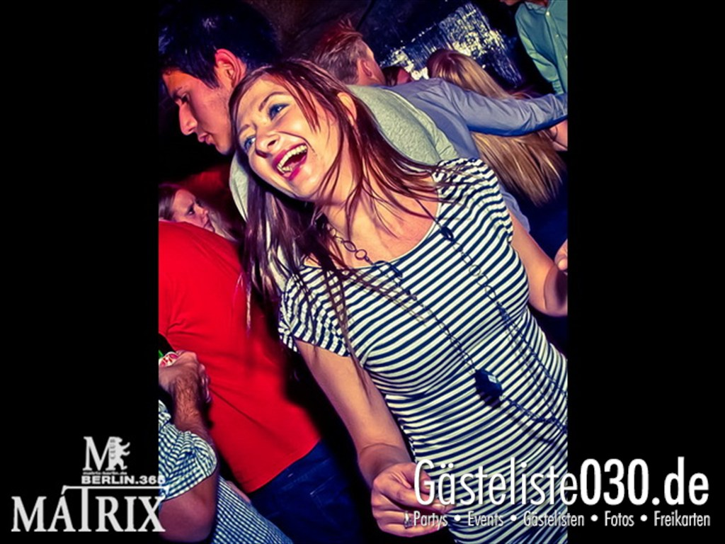 Partyfoto #48 Matrix 28.09.2012 We Love To Party