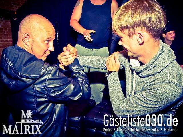 https://www.gaesteliste030.de/Partyfoto #107 Matrix Berlin vom 28.09.2012