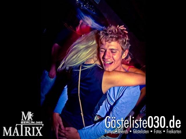 https://www.gaesteliste030.de/Partyfoto #128 Matrix Berlin vom 28.09.2012
