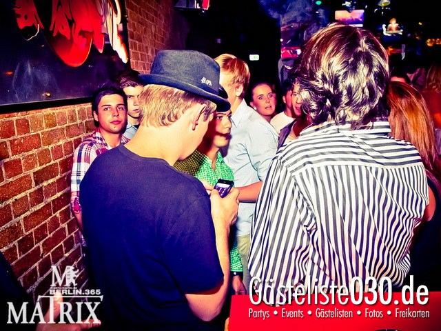 https://www.gaesteliste030.de/Partyfoto #83 Matrix Berlin vom 28.09.2012