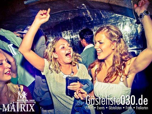 https://www.gaesteliste030.de/Partyfoto #63 Matrix Berlin vom 28.09.2012