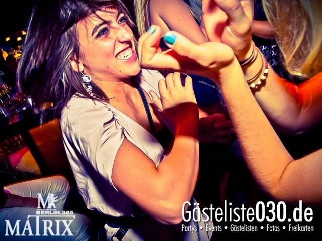 https://www.gaesteliste030.de/Partyfoto #54 Matrix Berlin vom 28.09.2012